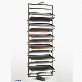 Zapatero giratorio 360 (2000-2250) modulo 800 12 bandejas