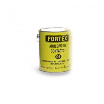 Cemento de contacto Fortex 91 x 1 kilo