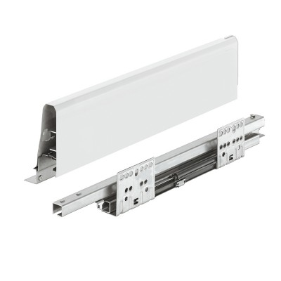 Cajon Hafele Matrix Box S 120mm blanco - 500mm - 552.54.795