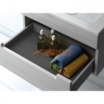 Cajón Hafele Matrix Box Slim A30 128x500mm Antracita - 552.27.525