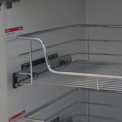 Canasto interno extraible Modulo 600 Hafele - 540.32.233