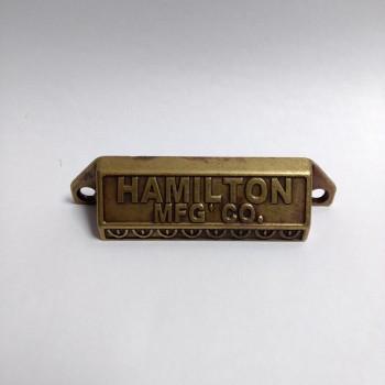 Cubeta Hamilton Bronce viejo