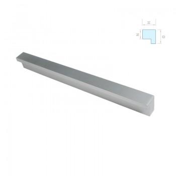 Manija enigma aluminio anodizado